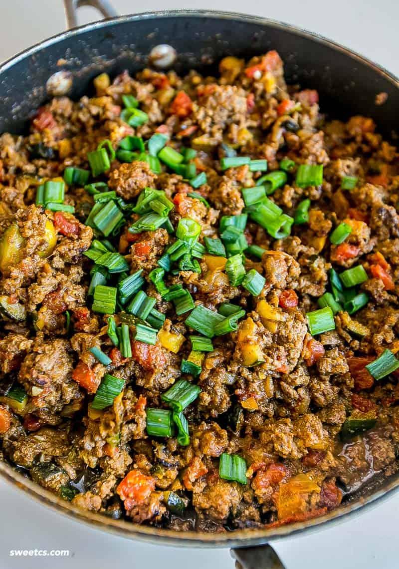 Paleo Taco Skillets - quick paleo recipes