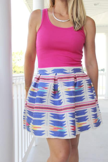 16 easy sew skirt patterns for beginner sewers ideal me