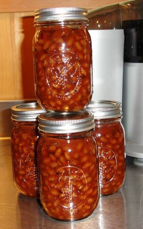 Renee's BBQ Beans - recipes for canning beans