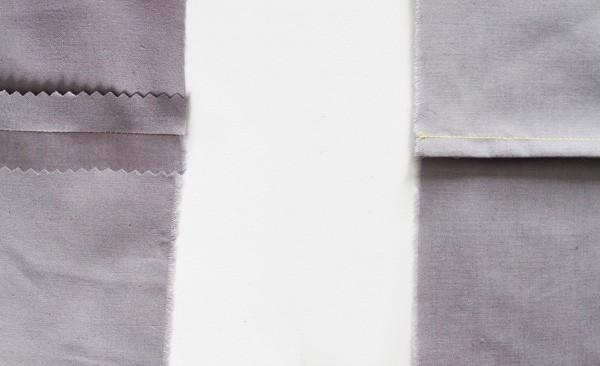 choosing a seam finish - sewing seams