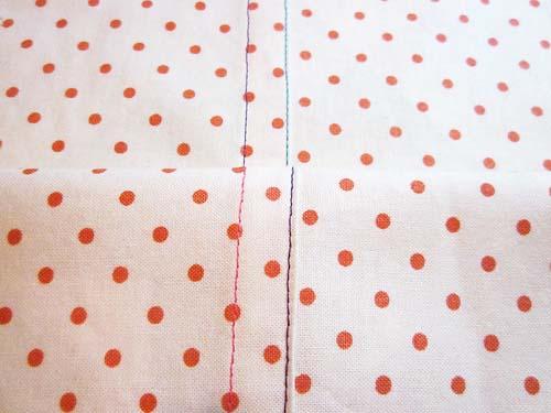 flat felled - sewing seams