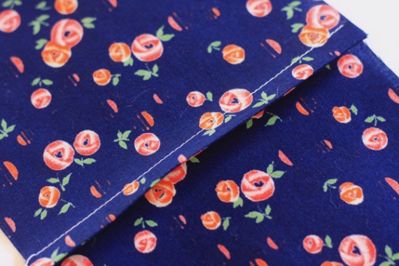 french seam - sewing seams