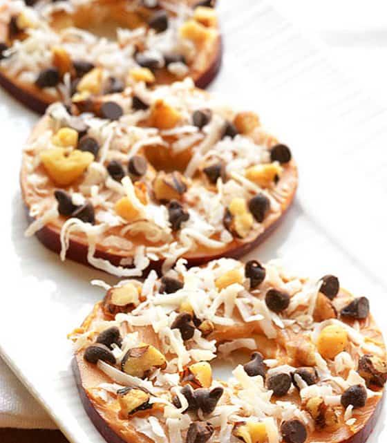 Apple Slice Cookies - easy healthy desserts