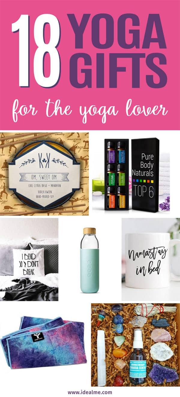 18 yoga gifts