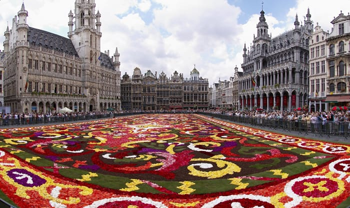 Brussels, Belgium - places to travel in Europe