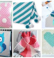 15 Corner to Corner Crochet Patterns Perfect For Learning C2C