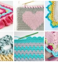 12 Creative Crochet Border Ideas