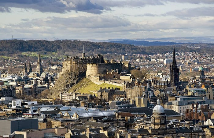 Edinburgh, Scotland - places to travel in Europe