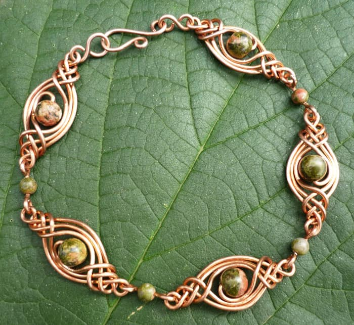 celtic knot bracelet instructions
