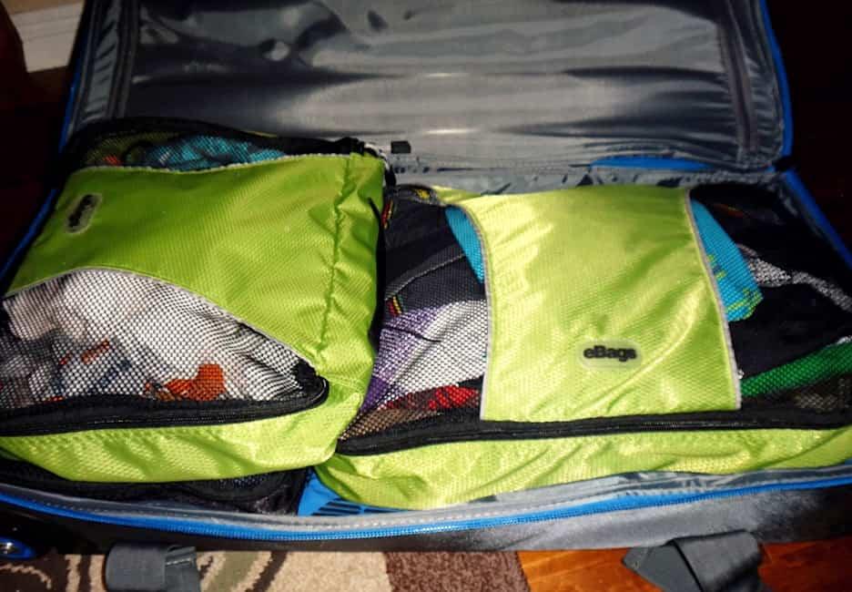 Laundry Bag - travel packing list