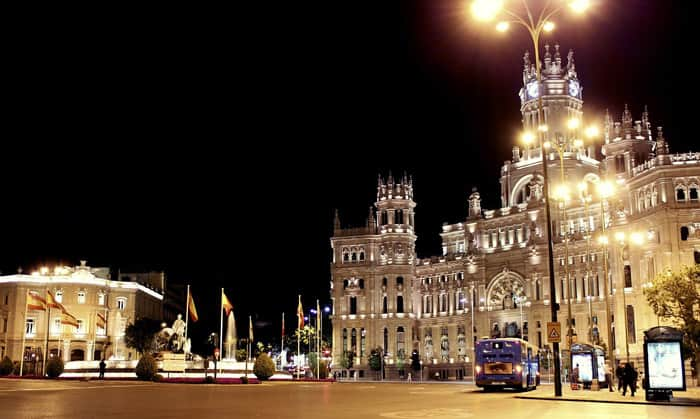 Madrid, Spain - places to travel in Europe