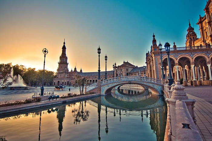 Seville, Spain - places to travel in Europe