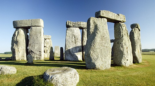 Stonehenge, England - places to travel in Europe