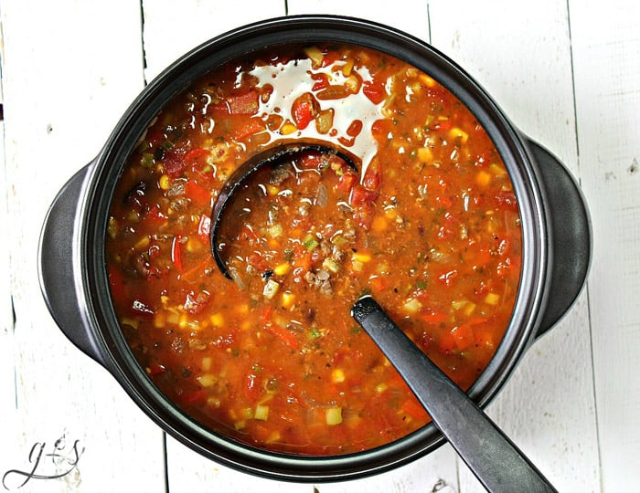 Taco Soup - gluten free meals