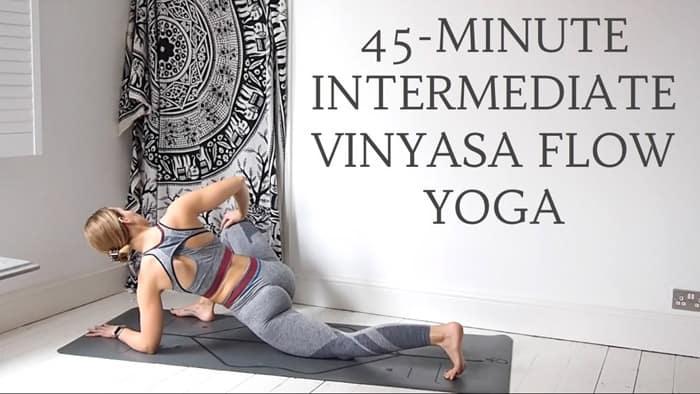 45 Minute Dynamic Flow - yoga flow