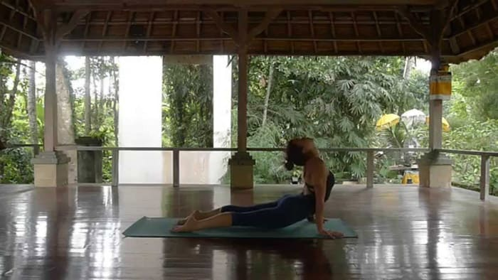 40 Minute Intermediate Vinyasa Yoga Flow - yoga flow