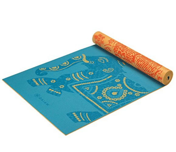 reversible yoga mat - yoga gifts