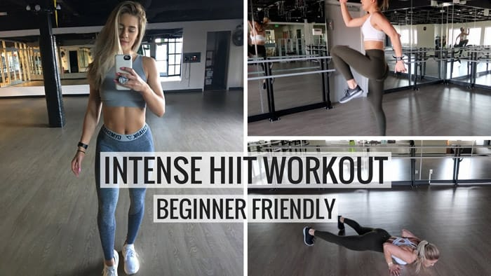 5 Minute Complete HIIT Workout
