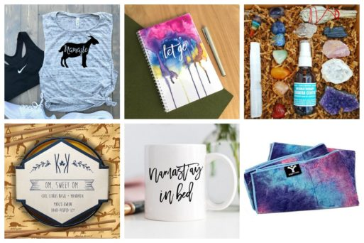 Find the right gift with these 18 yoga gifts for the yoga lover.