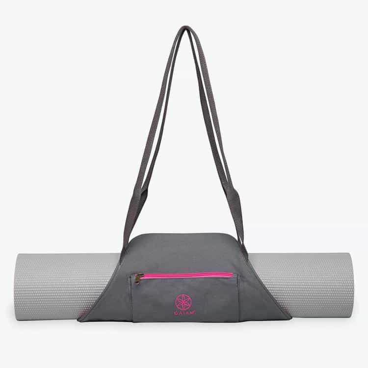 yoga mat bag - yoga gifts