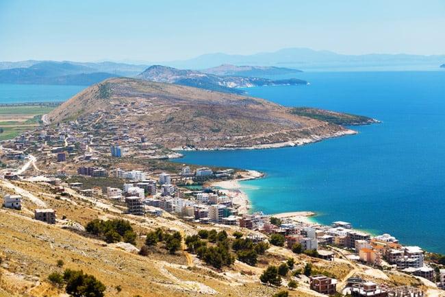 Albania - cheap vacation spots