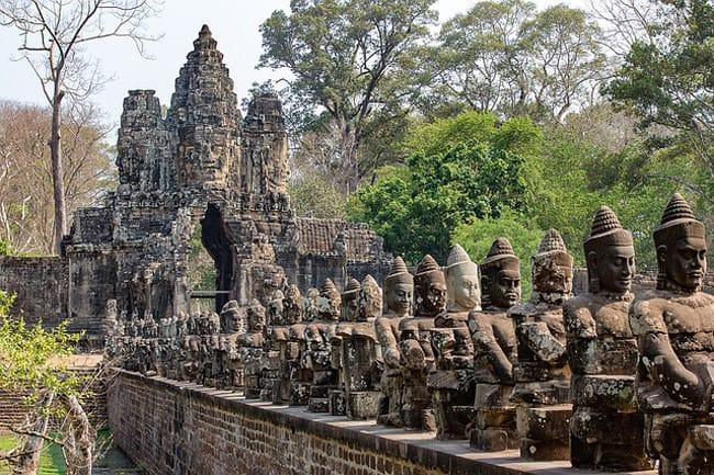 Cambodia - cheap vacation spots