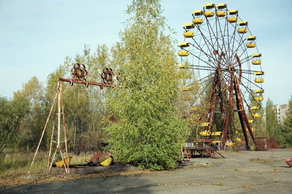 Chernobyl, Ukraine - unique travel destinations