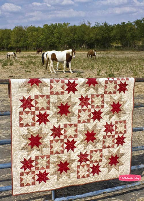 Debonaire - country quilts