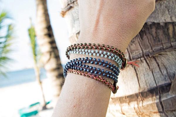 Easy Braided Bracelets - jewelry ideas