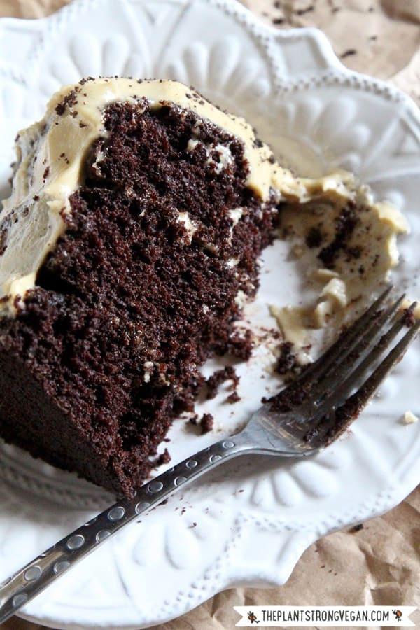 Gluten-free Chocolate Cake - gluten-free desserts
