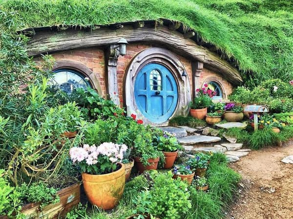 Hobbit Village, New Zealand - unique travel destinations