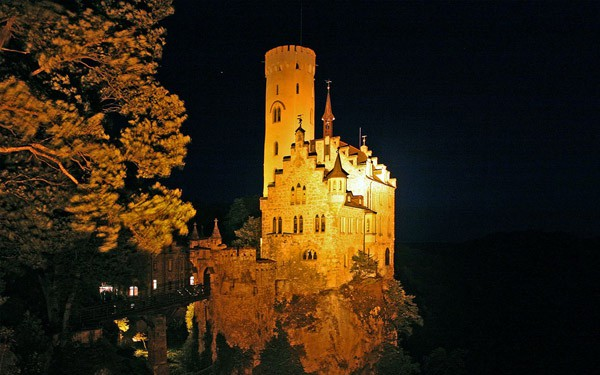 Lichtenstein Castle, Germany - unique travel destinations