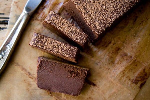 No Bake Chocolate Cake - gluten-free desserts