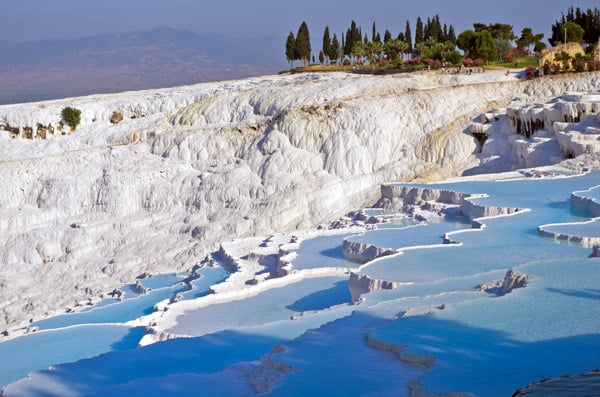 Pamukkale, Turkey - unique travel destinations