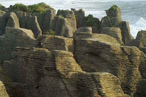 Pancake Rocks, New Zealand - unique travel destinations