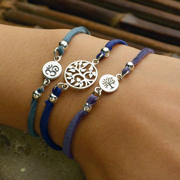 Tree of Life Multi-Strand Bracelet - jewelry ideas