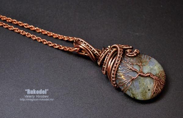 Tree of Life Pendant - jewelry ideas