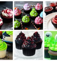 13 Halloween Cupcake Decorating Ideas that You'll Drool Over