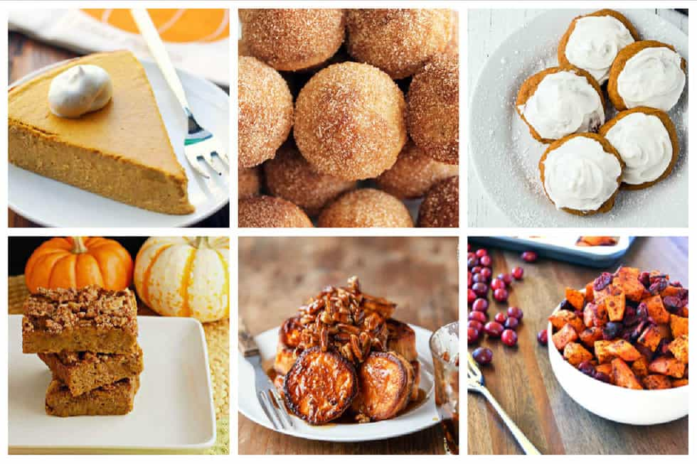 These Gluten-free desserts have all the fall flavors you'll ever need!