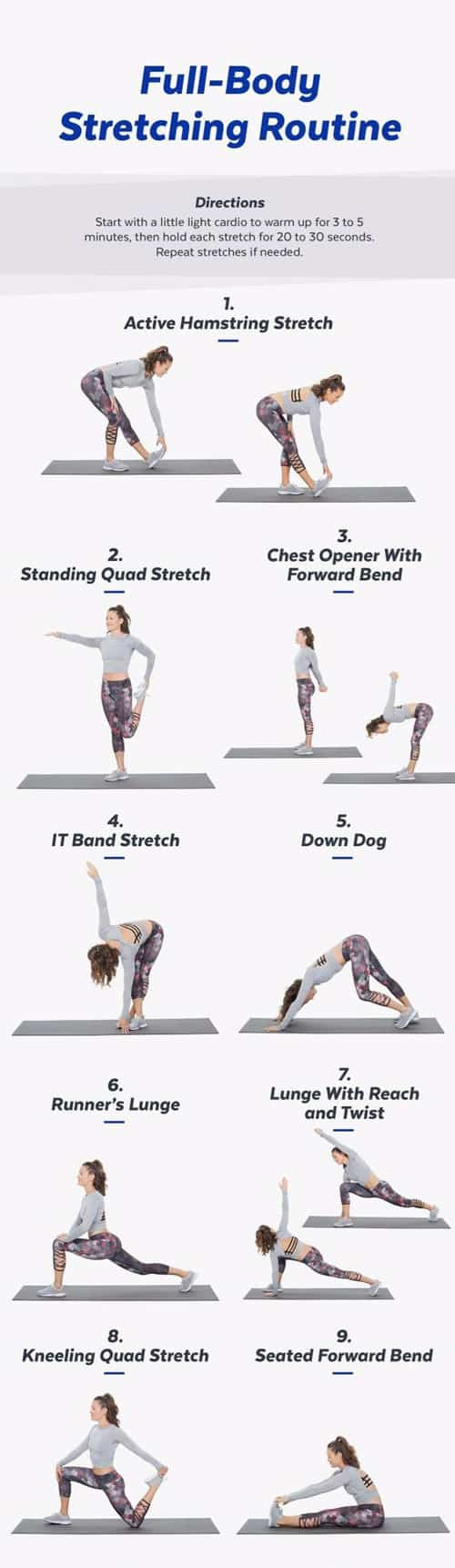 perfect body stretch