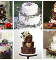 17 Wedding Cake Decorating Ideas Perfect for Rustic Weddings