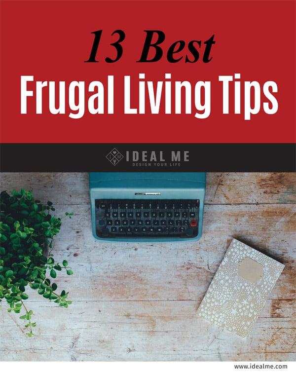 13 best frugal living tips