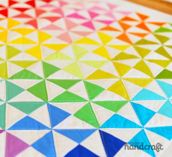 Easy Pinwheels Quilt - pinwheel quilt patterns
