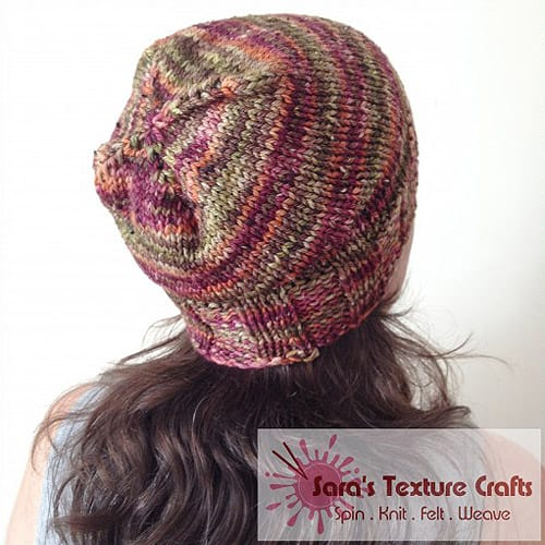 Rustic Rambler Hat - hat knitting patterns