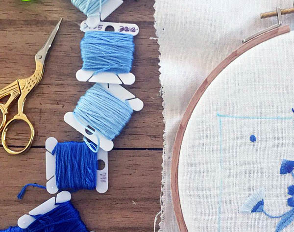 Scissors - hand embroidery supplies