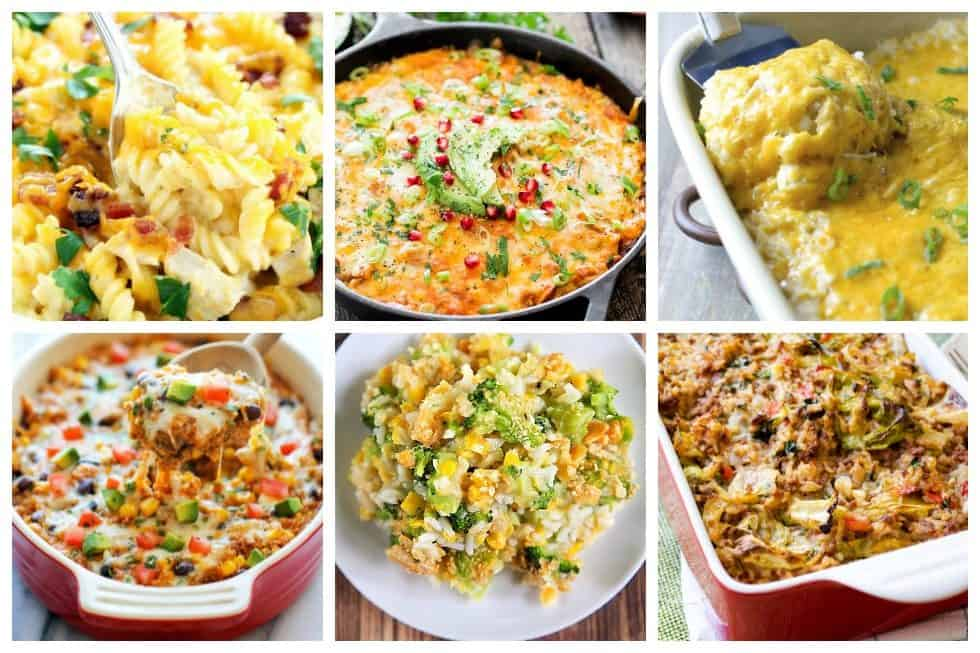 There are a lot of gluten-free casseroles to find online now.