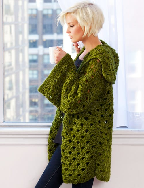 Penny Arcade - free crochet sweater patterns