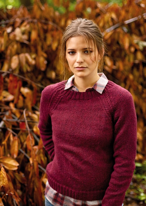 15 Knit Sweater Patterns You Ll Be Dying To Knit Ideal Me