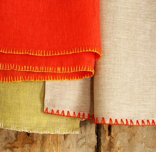 Blanket Stitch Variations - sewing stitches
