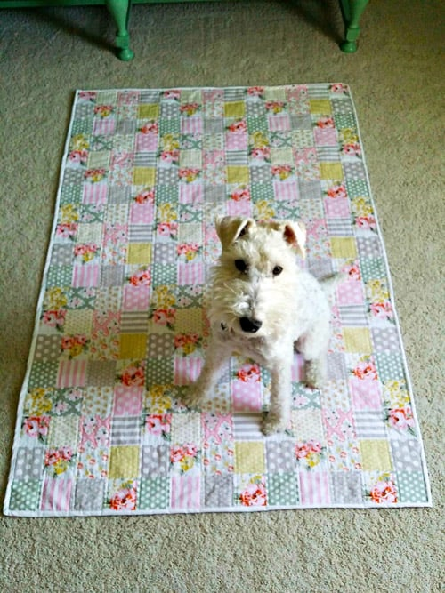 Cheater - easy baby quilt patterns